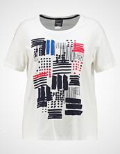 Persona by Marina Rinaldi PRINTED TEE Tshirts med print white