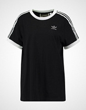 Adidas Originals ADICOLOR THREE STRIPES TEE Tshirts med print black