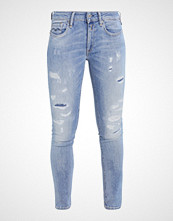 Replay LUZ Slim fit jeans destroyed denim