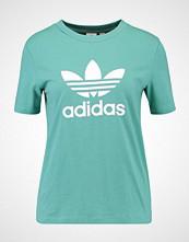 Adidas Originals ADICOLOR TREFOIL TEE Tshirts med print future hydro