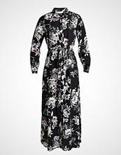 Wallis Petite FLORAL DRESS Fotsid kjole black