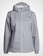 The North Face QUEST JACKET Hardshell jacket mottled grey