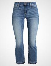 Vero Moda VMTAILOR KICK FLARE ANKLE Slim fit jeans medium blue