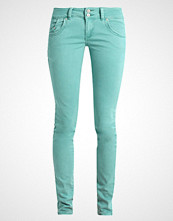 LTB MOLLY Slim fit jeans colored uni oil blue
