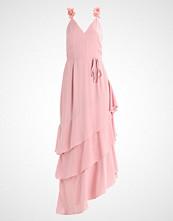 Lost Ink WARDROBE SHOULDER TRIM DETAIL DRESS Ballkjole light pink