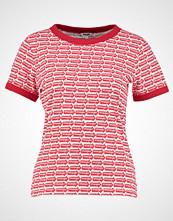 Wrangler RINGER TEE Tshirts med print true red