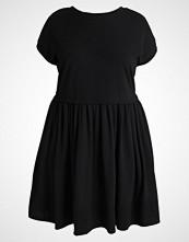 Lost Ink Plus SWING DRESS Jerseykjole black