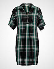 Whistles LOLA CHECK DRESS Kjole green/multicoloured