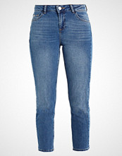 Dorothy Perkins Straight leg jeans mid wash