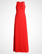 MARCIANO LOS ANGELES LONG DRESS WITH META Fotsid kjole red