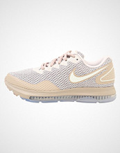Nike Performance ZOOM ALL OUT LOW 2 Nøytrale løpesko moon particle/sail/sand