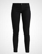Vero Moda VMHOT FIVE BIKER ANKLE PANTS Jeans Skinny Fit black