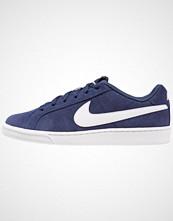 Nike Sportswear COURT ROYALE SUEDE Joggesko midnight navy/white