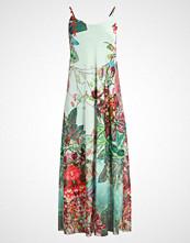 SMASH LINARIA Fotsid kjole green