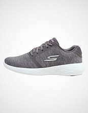 Skechers Performance GO RUN 600 Nøytrale løpesko gray textile/trim