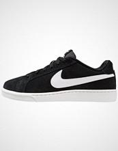 Nike Sportswear COURT ROYALE SUEDE Joggesko black/white