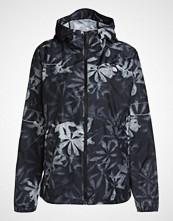 The North Face FLYWEIGHT Hardshell jacket black explo