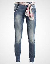 Mos Mosh JAMIE  Slim fit jeans light blue denim