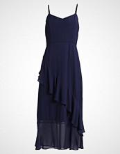 Whistles AMBER FRILL WRAP DRESS Sommerkjole blue