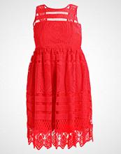 Lost Ink Plus PREMIUM DRESS CORNELLI Cocktailkjole red