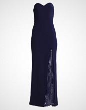 Sista Glam KERSTIN Fotsid kjole navy