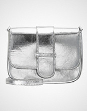 Pieces PCILNA CROSS BODY Skulderveske silver colour
