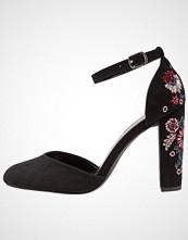 New Look Wide Fit WIDE FIT ROMAN Høye hæler black