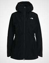 The North Face URBAN NAVY Hardshell jacket black