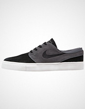 Nike Sb ZOOM STEFAN JANOSKI Joggesko dark grey/black/summit white/medium brown