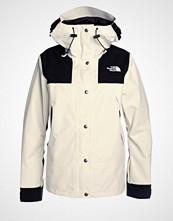 The North Face Hardshell jacket vintage white