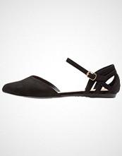 New Look Wide Fit WIDE FIT KATCH Ballerina black