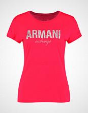 Armani Exchange Tshirts med print love potion