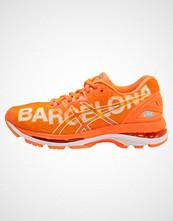 Asics GELNIMBUS 20 BARCELONA MARATHON Nøytrale løpesko barcelona/2018/orange