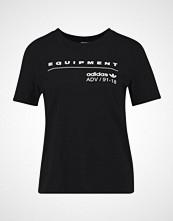 Adidas Originals EQT TEE Tshirts med print black