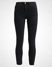 New Look FRAY HEM DION Jeans Skinny Fit black