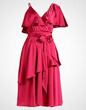 Lost Ink DECONSTRUCTED TEA DRESS Cocktailkjole pink