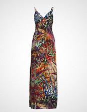 MARCIANO LOS ANGELES SUMMER LONG DRESS Fotsid kjole summer tropical