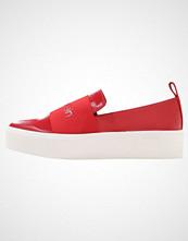 Calvin Klein JACINTA Slippers crimson red