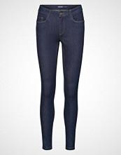 Vero Moda Jeans Skinny Fit dark blue denim