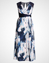 Little Mistress Curvy PRINTED DRESS Fotsid kjole multi