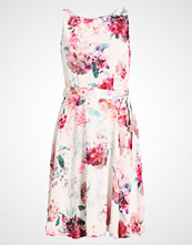 Wallis PRETTY BLOOM FIT AND FLARE DRESS Sommerkjole ivory