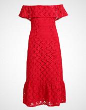 mint&berry Fotsid kjole crimson