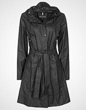 Rains CURVE Regnjakke black