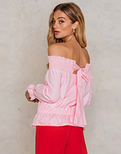 Trendyol Pembe Off Shoulder Blouse