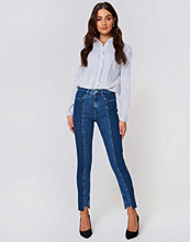 NA-KD Trend Panel Jeans