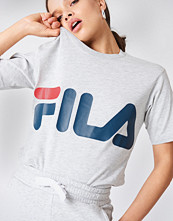 FILA Classic Logo Tee grå