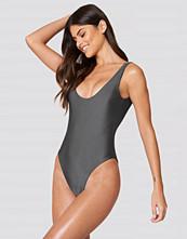 FAYT Keiran Swimsuit grå