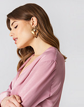 Tranloev Connected Earring guld