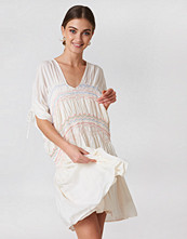 Free People Love Of The Run Midi Dress vit