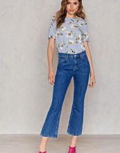 Trendyol Panel Culotte Jeans